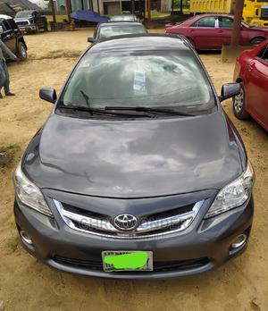 Toyota Corolla 2009 Gray | Cars for sale in Bayelsa State, Yenagoa