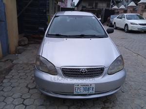 Toyota Corolla 2005 LE Silver | Cars for sale in Lagos State, Surulere