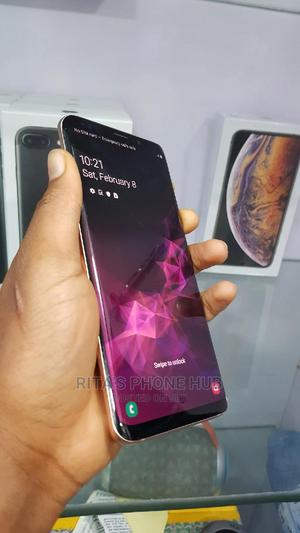 Samsung Galaxy S9 Plus 64 GB Rose Gold   Mobile Phones for sale in Lagos State, Ikeja