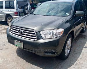 Toyota Highlander 2008 Gray | Cars for sale in Lagos State, Ikotun/Igando