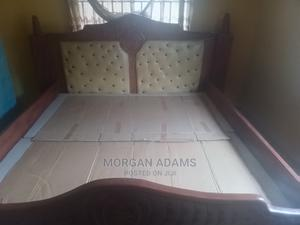6/7 Family Size Bed With Mouka Foam | Furniture for sale in Lagos State, Ipaja