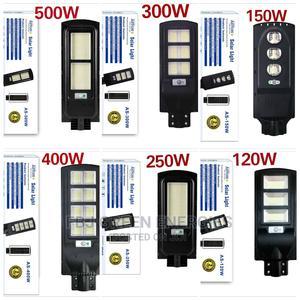 Street Lights in Ibadan | Solar Energy for sale in Oyo State, Ibadan