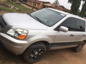 Honda Pilot 2004 EX 4x4 (3.5L 6cyl 5A) Silver   Cars for sale in Osun State, Osogbo