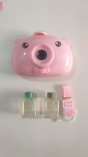 Pink Bubble Camera Party Favor | Toys for sale in Lagos State, Maryland