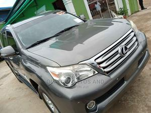 Lexus GX 2012 460 Premium Gray | Cars for sale in Lagos State, Agege