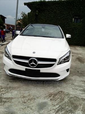 Mercedes-Benz CLA-Class 2019 White | Cars for sale in Lagos State, Ikeja