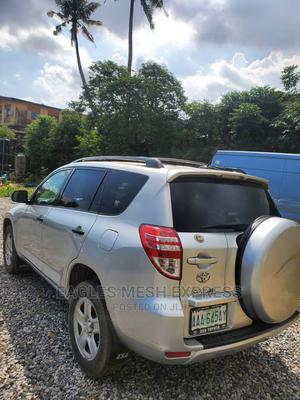 Toyota RAV4 2011 2.5 4x4 Silver | Cars for sale in Lagos State, Gbagada