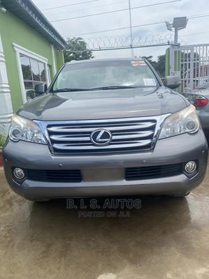 Lexus GX 2012 460 Gray | Cars for sale in Lagos State, Ogba