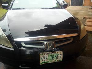 Honda Accord 2004 Automatic Black   Cars for sale in Delta State, Oshimili South