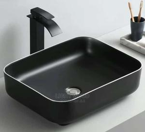 Countertops Basin With Faucet   Building & Trades Services for sale in Abuja (FCT) State, Wuse 2