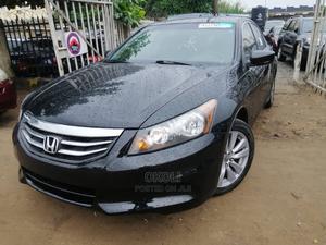 Honda Accord 2011 Black   Cars for sale in Lagos State, Ojodu