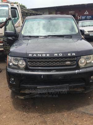 Land Rover Range Rover Sport 2007 Black | Cars for sale in Abuja (FCT) State, Central Business District