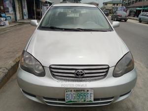 Toyota Corolla 2003 Sedan Automatic Green | Cars for sale in Rivers State, Port-Harcourt
