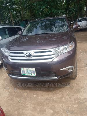 Toyota Highlander 2012 Brown | Cars for sale in Abuja (FCT) State, Gaduwa