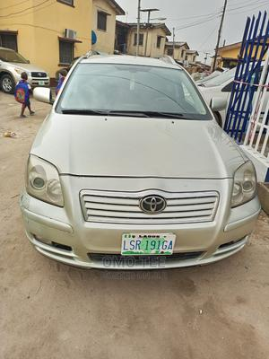 Toyota Avensis 2005 Wagon Silver | Cars for sale in Lagos State, Surulere