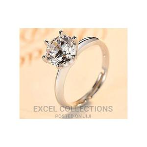 Sterling Silver Wedding Engagement Ring | Wedding Wear & Accessories for sale in Lagos State, Surulere