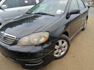 Toyota Corolla 2005 Black | Cars for sale in Lagos State, Ojodu