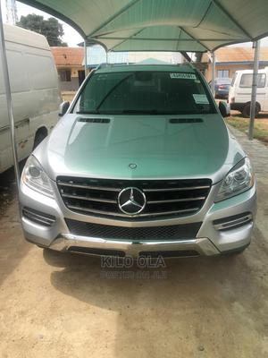 Mercedes-Benz M Class 2014 Silver | Cars for sale in Oyo State, Ibadan
