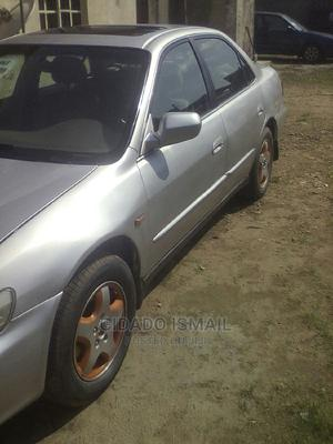 Honda Accord 2000 Silver   Cars for sale in Abuja (FCT) State, Kuje
