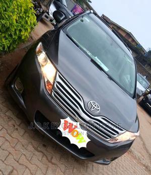 Toyota Venza 2009 V6 Black   Cars for sale in Lagos State, Ogba