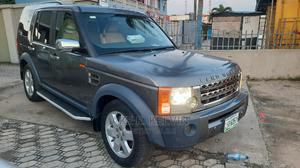 Land Rover Lr3 2008 V8 HSE AWD Gray | Cars for sale in Lagos State, Amuwo-Odofin