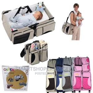 Baby Bag 3 in 1-Diaper Bag, Travel Bed and Change Station   Babies & Kids Accessories for sale in Abuja (FCT) State, Central Business District