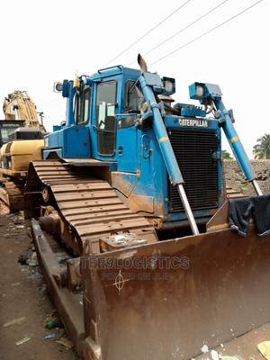 CAT D6T LGP Blue Bulldozer for Sale | Heavy Equipment for sale in Lagos State, Gbagada