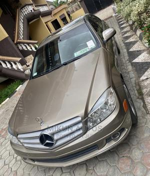 Mercedes-Benz C300 2009 Gold | Cars for sale in Lagos State, Ikeja