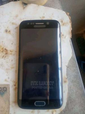 Samsung Galaxy S6 edge 64 GB Blue   Mobile Phones for sale in Abuja (FCT) State, Lugbe District