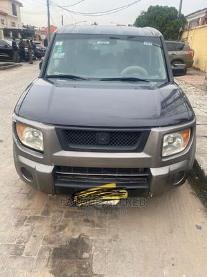 Honda Element 2005 LX Automatic Black | Cars for sale in Lagos State, Lekki