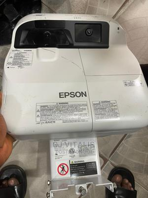 Brightlink 575wi Interactive Wxga 3lcd Projector (Epson) | TV & DVD Equipment for sale in Lagos State, Ikeja