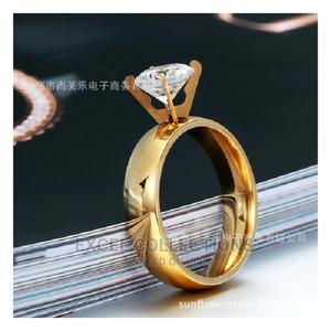 Gold Engagement Ring Non-Fade | Wedding Wear & Accessories for sale in Lagos State, Surulere