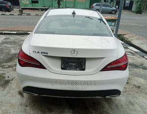 Mercedes-Benz CLA-Class 2019 Off White | Cars for sale in Lagos State, Ikeja
