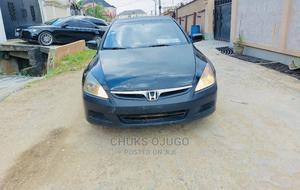 Honda Accord 2007 Blue | Cars for sale in Lagos State, Ikorodu