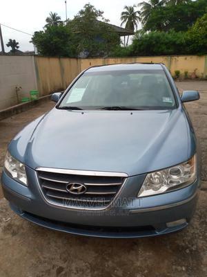 Hyundai Sonata 2010 Blue | Cars for sale in Lagos State, Ilupeju