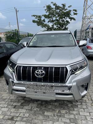 Toyota Land Cruiser Prado 2018 3.0 190hp Silver   Cars for sale in Lagos State, Lekki