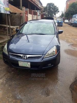 Honda Accord 2007 Blue | Cars for sale in Lagos State, Yaba