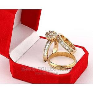 Italian Gold Plated Wedding Ring | Wedding Wear & Accessories for sale in Lagos State, Surulere