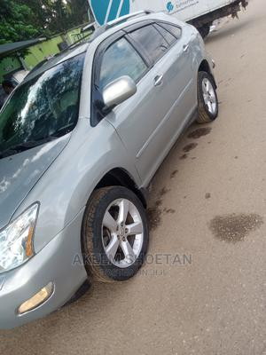 Lexus RX 2007 350 Silver   Cars for sale in Lagos State, Alimosho