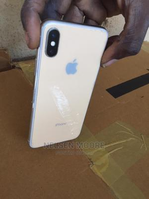 Apple iPhone X 64 GB White | Mobile Phones for sale in Lagos State, Oshodi