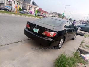 Lexus ES 2005 330 Black | Cars for sale in Lagos State, Alimosho