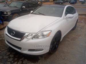 Lexus GS 2008 350 White | Cars for sale in Lagos State, Ejigbo
