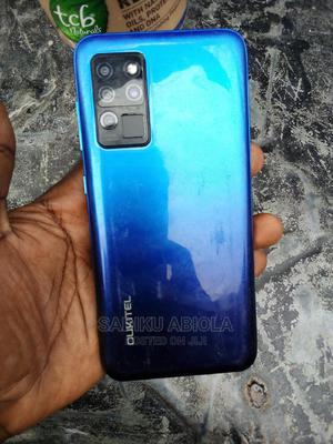 Oukitel C18 Pro 64 GB Blue   Mobile Phones for sale in Lagos State, Mushin