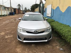 Toyota Camry 2013 Gray | Cars for sale in Lagos State, Ipaja