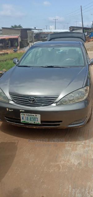 Toyota Camry 2005 Gray   Cars for sale in Ogun State, Sagamu