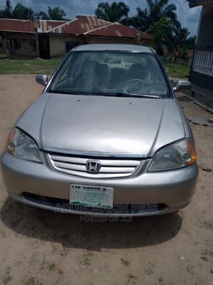 Honda Civic 2002 Gold | Cars for sale in Ekiti State, Oye