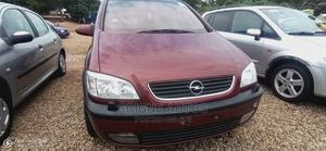 Opel Zafira 2004 1.6 Red   Cars for sale in Abuja (FCT) State, Kubwa