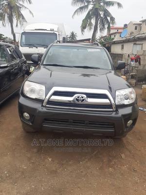 Toyota 4-Runner 2006 SR5 4x4 V6 Black | Cars for sale in Lagos State, Ejigbo