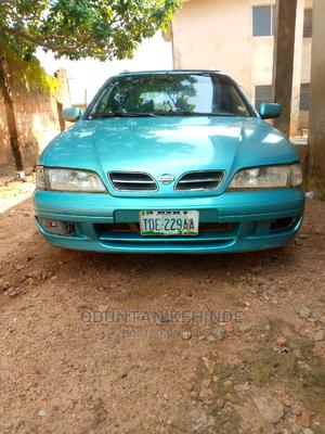 Nissan Primera 2005 1.8 Traveller Blue | Cars for sale in Oyo State, Ibadan