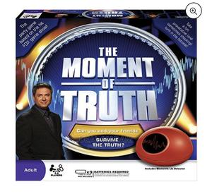 The Moment of Truth Board Game   Books & Games for sale in Lagos State, Surulere